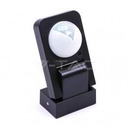 Инфраред Датчик за Движение Черен 360°