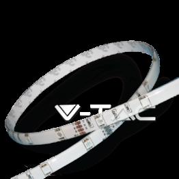 LED Лента SMD5050 - 30/1 RGB Влагозащитена /силикон/