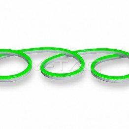 Neon Flex 24V Зелен 1 метър