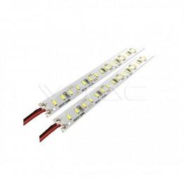 LED Твърда Лента 18W 12V SMD4014 Топло Бяла Светлина 2Бр/Опаковка