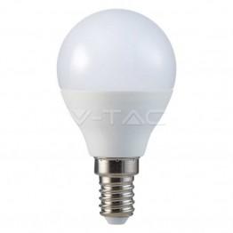 LED Крушка - SAMSUNG ЧИП 4.5W A++ E14 P45 4000K