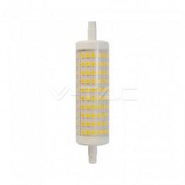 LED Крушка 13W R7S Пластик 6400K