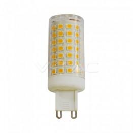 LED Крушка 7W G9 Пластик 6400K