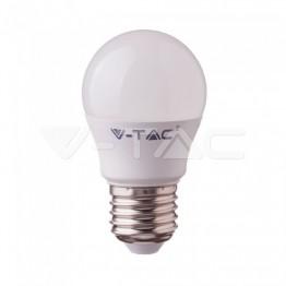 LED Крушка 3.5W E27 G45 С Дистанционно RGB 6400K