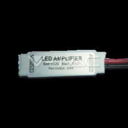 Мини Усилвател За LED Лента RGB 5050 3*4А