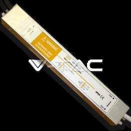 LED Захранване - 30W 12V 2,5A Метал Вододзащитено