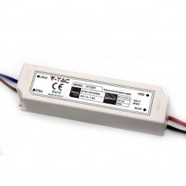 LED Захранване Plastic - 60W 12V IP67