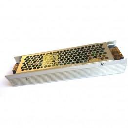 LED Slim Захранване - 120W 12V 10A Метал