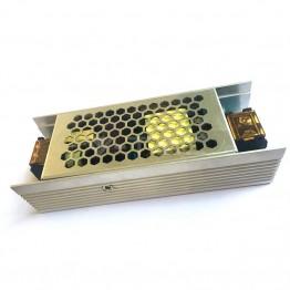 LED Slim Захранване - 60W 12V 5A Метал