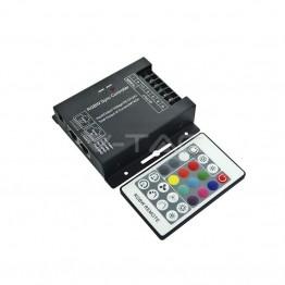 LED RGBW Sync Контролер с 24B BF Димер