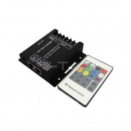 LED RGB Контролер RF Дистанционно Управление 20 бутона