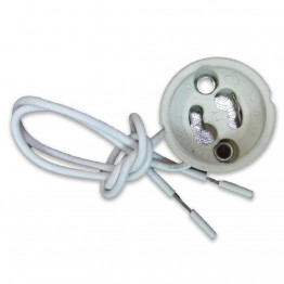 GU10 Holder with PVC Cable