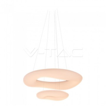 60W Pendant Round Color Changing D:600 Dimmable White