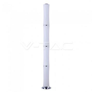 80W LED Лампион 3000К Бяла