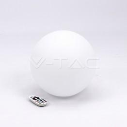 LED Лампа Топка RGB D30*29CM