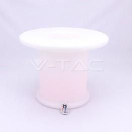 LED Лампа Маса За Кафе RGB D70*54CM