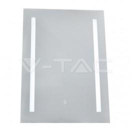 27W LED Огледало Правоъгълник IP44 Anti Fog 3 в 1