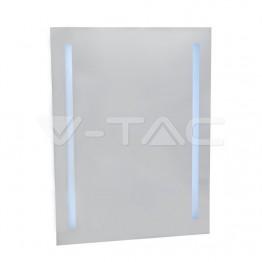 38W LED Огледало Правоъгълник IP44 Anti Fog 6400K