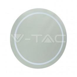 25W LED Огледало Кръг IP44 Anti Fog 3 в 1