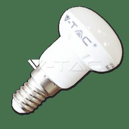 LED Крушка - 3W E14 R39 Бяла Светлина