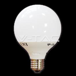 LED Крушка - 10W E27 G95 Глобус Топло Бяла Светлина