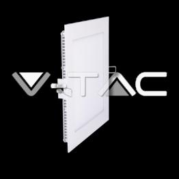 12W LED Premium Панел - Квадрат Топло Бяла Светлина