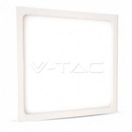 18W LED Панел Външен монтаж Premium - Квадратен Модул Бяла Светлина