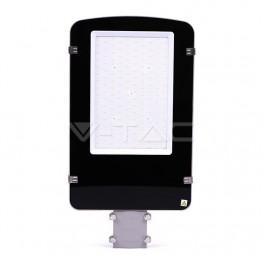 LED Улична Лампа SAMSUNG ЧИП - 100W Сиво Тяло 6400К