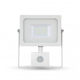 20W LED Прожектор SMD Сензор Бяло Тяло Топло Бяла Светлина