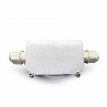 Разпределителна кутия IP65 Бяла
