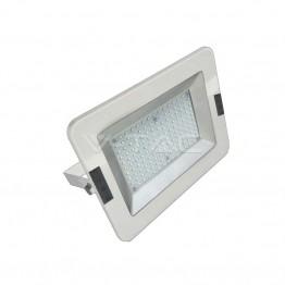 50W LED Прожектор I-Series Бяло Тяло Бяла Светлина