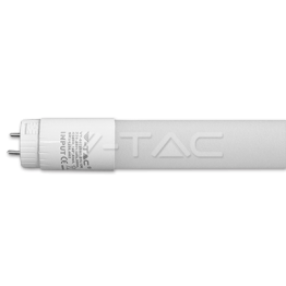 LED Пура T8 10W - 60 см Nano Пластик Топло Бяла Светлина Ротационна