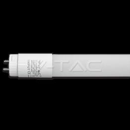 LED Пура T8 10W - 60 см Пластик Неутрално Бяла Светлина Ротационна