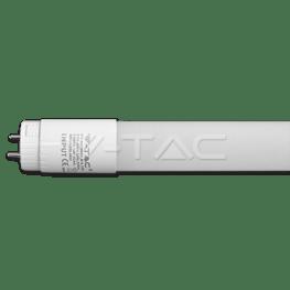 LED Пура T8 10W - 60 cm Пластик Ротационна Бяла Светлина