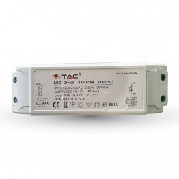 45W Dimmable Driver 5 Years Warranty A++
