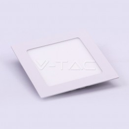 12W LED Панел Premium SAMSUNG Чип Квадрат 3000K