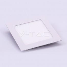 12W LED Панел Premium SAMSUNG Чип Квадрат 6400K