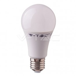 LED Крушка 10W E27 A60 Пластик 6400K CRI 95+