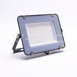150W LED Прожектор SAMSUNG ЧИП SMD SLIM Черно Тяло 6400К 120LM/W