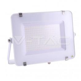 150W LED Прожектор SAMSUNG ЧИП SMD SLIM Бяло Тяло 6400К 120LM/W