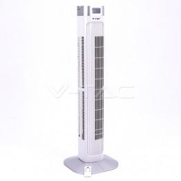 55W LED Tower Fan 36 Inch White