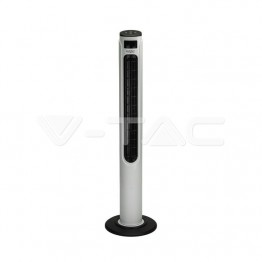 55W Вентилатор с Дисплей Съвместим С Amazon Alexa и Google Home