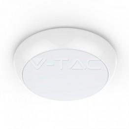 LED Плафон SAMSUNG ЧИП - 15W IP65 Кръг 6400K