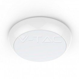 LED Плафон SAMSUNG ЧИП 15W Microwave Сензор Кръг 6400K