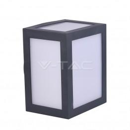 12W Стенна Лампа Сиво Тяло 3000К