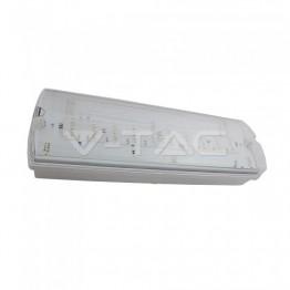 4W LED Евакуационно Тяло 6000К