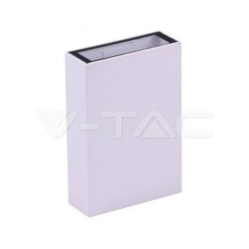 4W LED Стенна Лампа Бяла 6500К