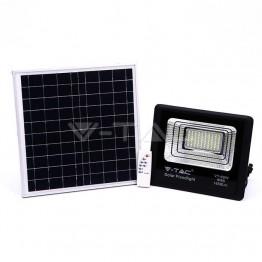 20W LED Прожектор с Фотоволтаичен Панел 4000К