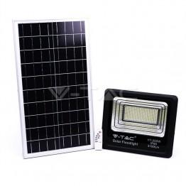 40W LED Прожектор с Фотоволтаичен Панел 4000К