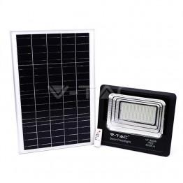 50W LED Прожектор с Фотоволтаичен Панел 4000К